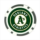 Oakland Athletics - Poker Chip Guard / Golf Ball Marker - FG5162