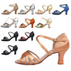 Brand New Women's Ballroom Latin Tango Dance Shoes heeled Salsa 12 style Hot