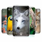 HEAD CASE DESIGNS FAMOUS ANIMALS CASE COVER FOR APPLE iPHONE 3G 3GS