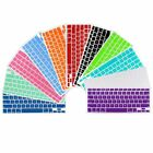 """Silicone Keyboard Skin Cover Film For Apple Macbook Pro 13"""" 15"""" Retina / Air 13"""""""