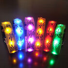 Shinny Flashing LED Light Pet Dog Safety Nylon Collar Bulbs Hot Sale Multi-Color