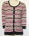 NEW LADIES MARKS & SPENCER PER UNA FLORAL PRINTED CARDIGAN SIZE 10 - 22 BNWOT