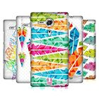 HEAD CASE GEOMETRIC FEATHERS HARD BACK CASE COVER FOR SONY XPERIA SP C5303