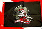 Pirate Flag scuba dive equipment novelty fun gift snorkel diver surf watersport