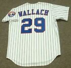 TIM WALLACH Montreal Expos 1992 Majestic Throwback Home Baseball Jersey