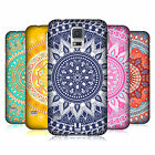 HEAD CASE DESIGNS MANDALA CASE COVER FOR SAMSUNG GALAXY S5