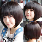 Fashion New Women Fashion Sexy Party Cosplay Wigs Full Short Straight Hair Wig