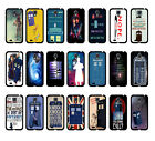 Doctor Who For Samsung Galaxy S4 i9500 Black Back Cover Plastic Hard Case