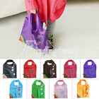 HOT Clover Strawberry Reusable Folding Shopping Bag Travel Grocery Bags Tote