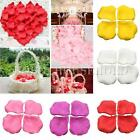1000 Silk Rose Petal Flower Wedding Favor Party Supply Table Decoration Colors