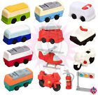 TY IWAKO JAPANESE NOVELTY CARS TRAINS & BIKES RUBBER ERASER SETS PARTY BAG GIFT