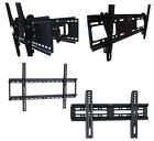 LCD LED 3D TV Wall Bracket Mount Tilt Swivel 37 40 42 47 48 50 52 55 60 65 70