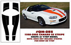 QH-293 1998-02 CHEVY CAMARO SS - COUPE OR T-TOP - STRIPE KIT - NO ROOF
