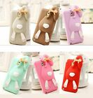 New Lovely 3D Cartoon Gagtooth Rabbit case cover for Samsung Galaxy Note 3 III