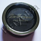 La Femme Matte Black Slate Grey Eyeshadow Eye Shadow Duo