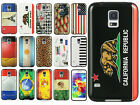 For Samsung Galaxy S5 TPU CANDY Gel Hard Flexi Skin Case Phone Cover Accessory