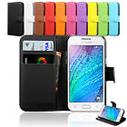 Flip Leather Wallet Case Cover For Samsung Galaxy Core Prime LTE G360 Galaxy A3