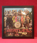 LP Record Album Sleeve Wooden Frame