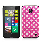For Nokia Lumia 635 TPU CANDY Hard Gel Flexi Case Phone Cover + Screen Protector