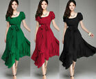 Chic Cheap Women Cocktail Evening Formal Pageant Sundress Prom Ball Party Dress