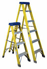 Fibreglass step ladders HEAVY DUTY Fibre glass