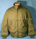 USGI Cold Weather High Temp Resistant Flyers Aircrew Bomber NOMEX JACKET EXC