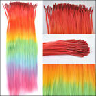 Hot Sale Multicolour Synthetic Grizzly Feather Hair Extensions Wholesale KAP12