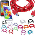 1/2/3M Micro USB Sync Data Charger Cable For Samsung Galaxy S5 I9600/Note3 N9000