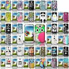 Multi-Colors Hard Shell Plastic Cover Snap-On Case For Samsung Galaxy S4