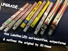 LUMILINE~LED~DirectlyReplace Original~WarmWhite; Long Life 40,60,100+W~Lamp Bulb