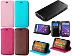 For Motorola Moto G Premium Wallet Case Pouch Flap STAND Cover Accessory