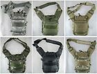 New Shoulder/Portable Utility Pouch 6 Colors--Airsoft