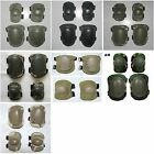 New Tactical Knee and Elbow Protect Pad Set 6 Color--Airsoft