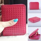Candy Color Women Cute Small Purse Clutch Wallet Short Mini Bag PU Card Holder