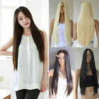 Glamour Women Lady 70cm Long Cosplay Costume Party Wig Full Straight Hair Wigs