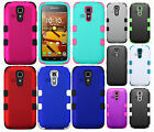 For Kyocera Hydro Life C6530 IMPACT TUFF HYBRID Protector Case Skin Phone Cover