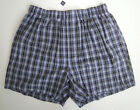 GAP Men's Blue Plaid Design Boxer Underwear Size Small NWT