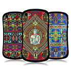 HEAD CASE DESIGNS TIBETAN PATTERN HYBRID TPU BACK CASE FOR APPLE iPHONE 4S