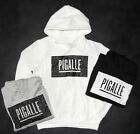 High Quality Cotton Pigalle Box Logo Rocky Outdoor Coat jacket Hoodie Top Hoody