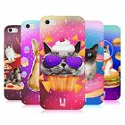 HEAD CASE REALISTIC CATS IN ARTIFICIAL SPACE TPU GEL CASE FOR APPLE iPHONE 5