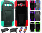 T-Mobile Samsung Galaxy Avant G386T Advanced HYBRID KICK STAND Case Phone Cover