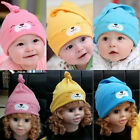 Infant Newborn Baby Toddlers fashion  Cotton Sleep Cap Headwear  Cartoon Hats