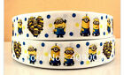 Despicable Me Minions Ribbon for cake decorating, scrap booking,& giftwrapping