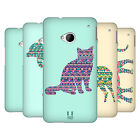 HEAD CASE DESIGNS PATTERNED ANIMAL SILHOUETTES CASE COVER FOR HTC ONE
