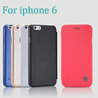 NILLKIN Rain Series PU Leather Slim Flip Case Cover Skin For Apple iPhone 6 New