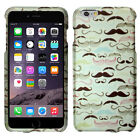 For Apple iPhone 6 Plus 5.5 Rubberized HARD Protector Case Cover + Screen Guard