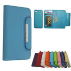 For iphone6 6G 4.7'' Magnetic Cover Stand Flip Leather Wallet Card Slot Case