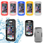 New Waterproof Shockproof Dirt Snow Life Proof Case Cover for iPhone 6 / 6 Plus