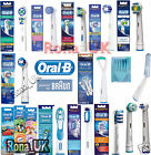 All Models_ Braun Oral-b _ 100 % Genuine_ Electric Toothbrush Replacement Heads