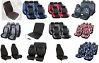 Genuine Quality Universal Fit Car Seat Covers - Fits Most Renault Models